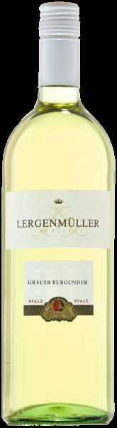2017 Grauer Burgunder trocken